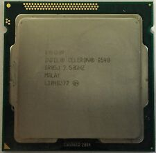 INTEL CELERON G540 SR05J 2.50GHZ CPU PROCESSOR TESTED WARRANTY