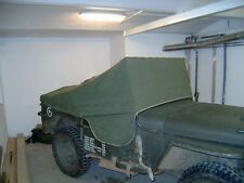 Willy's Jeep MB, Ford GPW, Standverdeck, Parkverdeck, Regenschutz