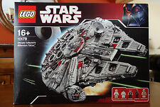 * LEGO 10179 * STAR WARS ULTIMATE COLLECTORS SERIES MILLENNIUM FALCON NEW SEALED