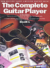 Acceptable, The Complete Guitar Player - Book 1 (New Edition). For Guitar, with