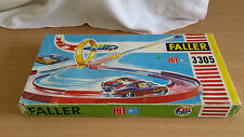 Vintage Faller Hitcar 3305 box with Citroen DS Mercedes Benz 280 SL VW 181 !!!!!