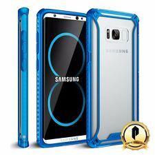 For Samsung Galaxy S8 Poetic Case [Affinity Series] Shockproof TPU Cover 3 Color