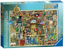 RAVENSBURGER THE BIZARRE BOOKSHOP NO. 2 COLIN THOMPSON JIGSAW PUZZLE - NEW GIFT