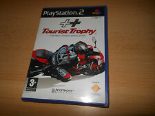 TT Tourist Trophy: Real Riding Simulator PS2 Motorcycle Racing  NEW SEALED