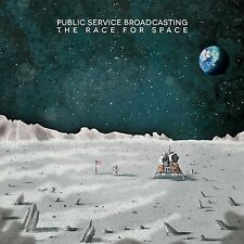 PUBLIC SERVICE BROADCASTING - THE RACE FOR SPACE  CD NEU