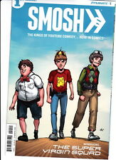 """SMOSH #1 - """"KINGS OF YOUTUBE COMEDY"""" - FREE SHIPPING !"""
