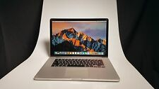 "Apple Macbook Pro Retina Laptop 15.4"" 2.8 - 3.8 Ghz i7 ~ 16GB RAM~ 512 SSD"