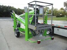 NEW Nifty TM50HE Trailer Mounted Towable Boom Niftylift 56' Work Height
