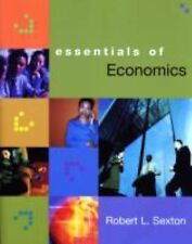 Essentials of Economics with InfoTrac College Edition by Sexton, Robert L.