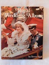 Royal Wedding Album by Trevor Hall---Prince Charles & Lady Diana---HCDJ