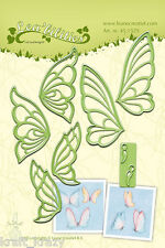 LEABILITIES LEANE DIE CUTTING EMBOSS STENCIL NATURE BUTTERFLY 45.1529 CARDMAKING