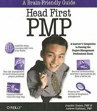 Head First PMP: A Brain-Friendly Guide to Passing the Project Management Profes