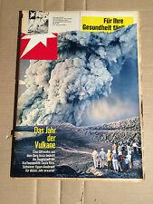 STERN - Nr. 15 - 12.04.1964 - DAS JAHR DER VULKANE - VIETNAMKRIEG - FREDDY QUINN
