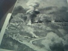 magazine picture - world war two ww2 - aachen in close support of u s ground for