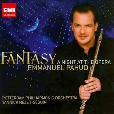 NEW Fantasy: A Night At The Opera Ecd by Juliette Hurel Emmanuel Pahud CD (CD)