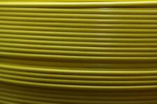 1 m Bowdenzughülle zitronen gelb für Schaltungszüge
