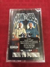 Rise to Power [PA] by Kane & Abel Cassette (Brand New, Factory Sealed)