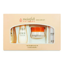 [ETUDE HOUSE]  Moistfull Collagen Skin Care Kit [4 Kinds Sample]