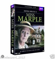 MISS MARPLE COMPLETE SERIES COLLECTION DVD Box Set JOAN HICKSON BBC R2 UK Comp.