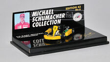 Michael Schumacher collection №6 1:43 Minichamps