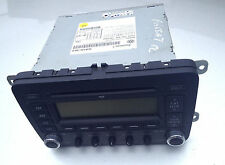 VW VOLKSWAGEN GOLF 6 PASSAT B6/7 CC STEREO RADIO FM MP3 CD PREMIUM 7