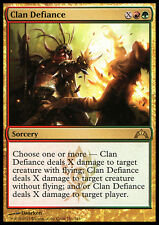 MTG CLAN DEFIANCE ASIAN - PROVOCAZIONE DEL CLAN - GTC - MAGIC