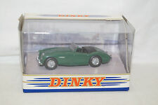 DINKY Collection dy-30 Austin Healey 100 bn2 1956 vert 1:43 MATCHBOX