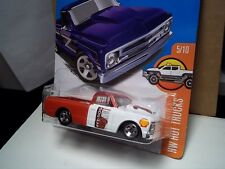 """Hot Wheels '67 Chevy C/10 """"RED DOG BEER"""""""