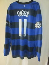 Manchester United Giggs 2011-2012 Away LS Football Shirt XL BNWT /40717