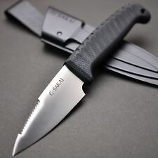 [OUTDOOR COOKING] 'Outdoor Cooking Knife mini'  by G.SAKAI in SEKI JAPAN