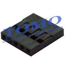 Connettore DUPONT 5 pin maschio femmina 10 pezzi NSR05-10