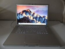 Macbook Pro A1260 2.5Ghz 4GB RAM 320GB HDD