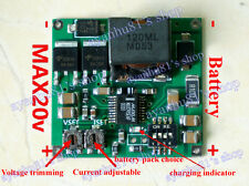MAX745 4.2 4.35V 1-4 Packs Lithium Battery Charging Board Voltage Current adjust