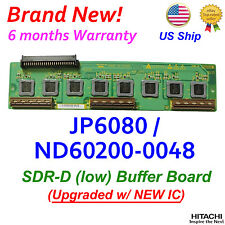 100@ NEW Hitachi 50PD9900 50PD9980 SDR-D buffer board JP6080 ND60200-0048