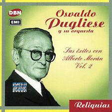 PUGLIESE OSVALDO-VOL. 2-SUS EXITOS CON ALBERTO MORAN (ARG) CD NEW