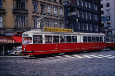 542073 Lohner SGP Articulated Tram Vienna Austria A4 Photo Print