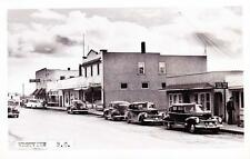 Photo. 1940s. Powell River, BC Canada. Westview - autos