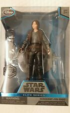 Star Wars Elite 12 inch Sergeant Jyn Erso Action Figure Doll.