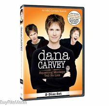 Dana Carvey - Squatting Monkeys Tell No Lies (DVD, 2008)