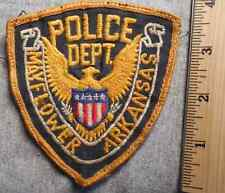 MAYFLOWER ARKANSAS POLICE PATCH (HIGHWAY PATROL, SHERIFF, STATE)