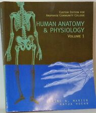 HUMAN ANATOMY & PHYSIOLOGY - VOL. 1 - CUSTOM ED. FOR ARAPAHOE COM. COLLEGE - 201