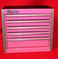 Snap On Pink Mini Bottom Roll Cab Tool Box - Brand New