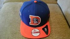 Denver Broncos New Era 9FIFTY ORIGINAL FIT SNAPBACK HAT Vintage Logo