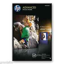 HP Advanced Glossy Quality Photo Paper  Borderless 100 Sheets 250gsm 10x15cm