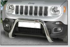 JEEP RENEGADE 2014 BULL BAR MIRROR INOX 70 LUCIDO