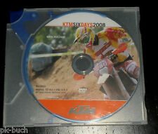Image DVD - Video / Film KTM SIX DAYS 2008, Stand 12/2008