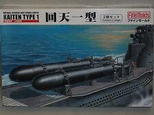 Fine Molds 1/72 Scale IJN Kaiten Type 1 Human Torpedo