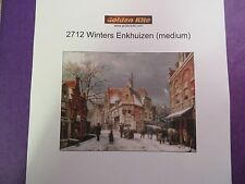 45% Off Golden Kite Counted X-stitch chart - #2712 Winters Enkhuizen (medium)