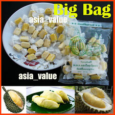 Amazing Candy Durian Toffee Thai Fruit ( 110g. Big Bag) Durian Monthong Thailand