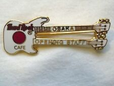 Hard Rock Cafe Osaka Grand Opening STAFF  '92 Pin